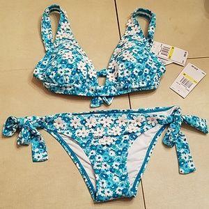 NWT size M Michael Kors 2pc bikini